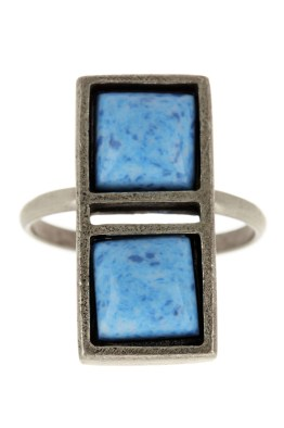 The 2Bandits Double Square Ring
