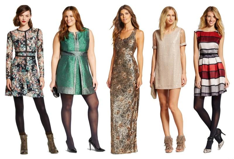 Target Holiday Dresses