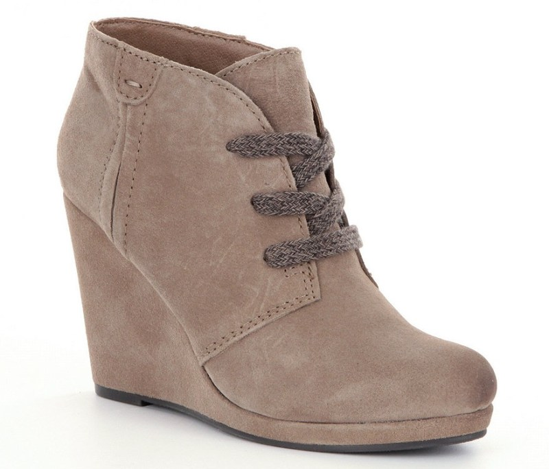 Dolce Vita Gael Wedge Ankle Boots