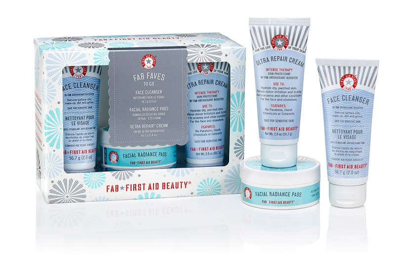 FAB Faves To Go Skincare Kit