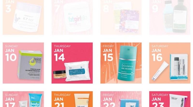 Ulta Glowing Skin Event - Skincare Sale