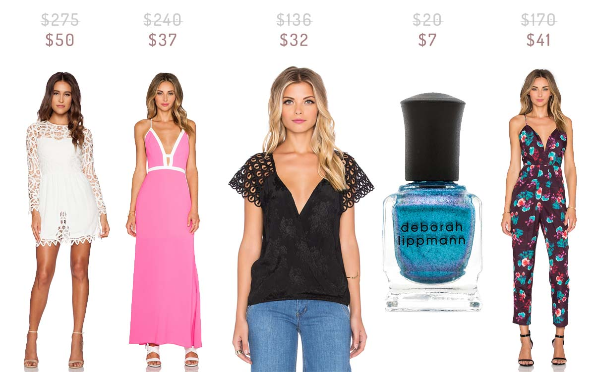 Daily Deals: Summer Sale at Revolve Clothing, 70 Off at Ssense