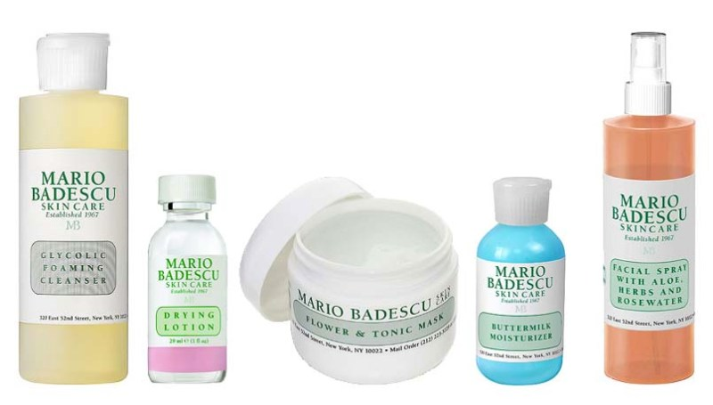 Mario Badescu 5 Products to Try