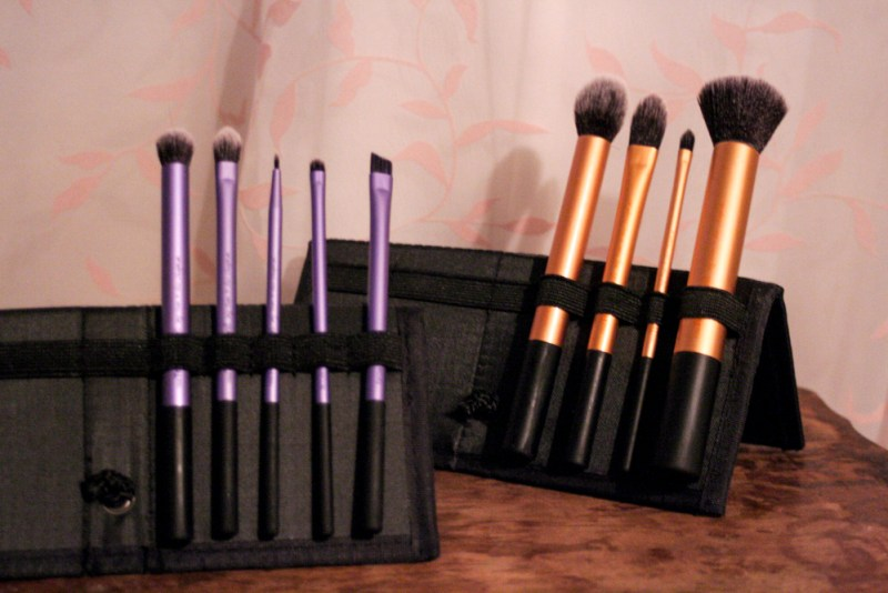 Real Techniques Makeup Brushes - 10