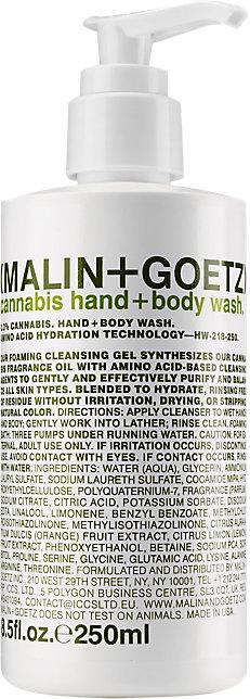 Malin Goetz Cannabis Hand & Body Wash