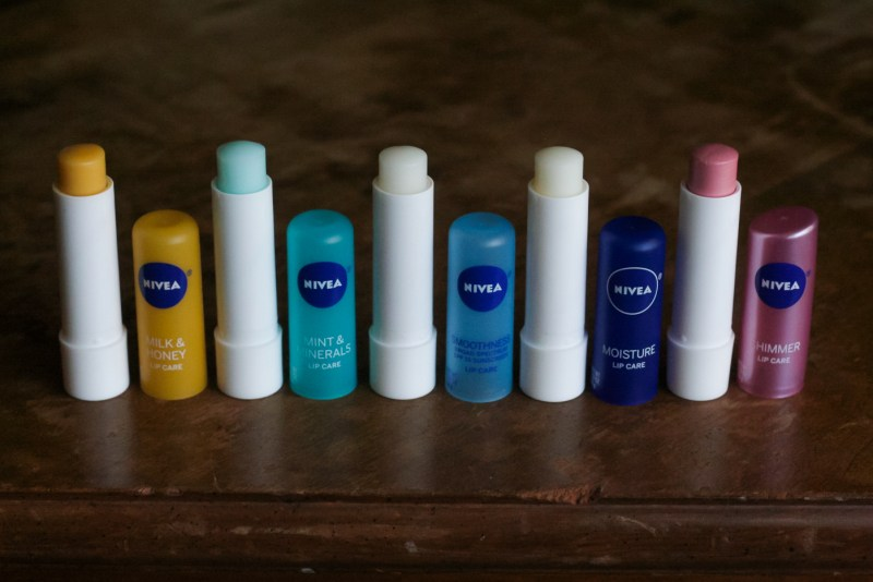 chapstick lip balm rainbow lip balm tubes