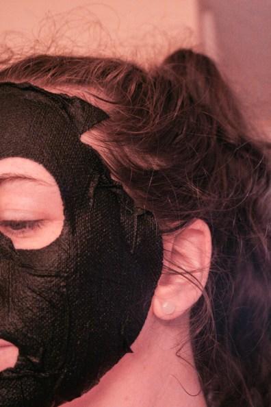 Miss Spa Bamboo Charcoal Sheet Mask-2