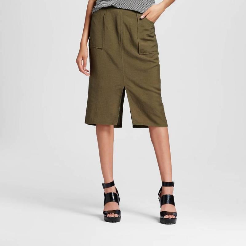 Target x WhoWhatWear Modern Pencil Skirt
