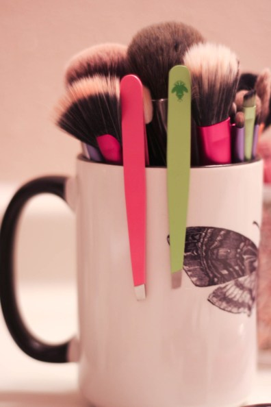 Zazzle Makeup Brush Organizer Mugs