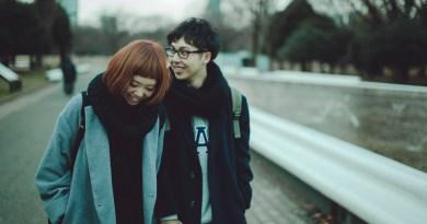 dating photo couple love street cute romance