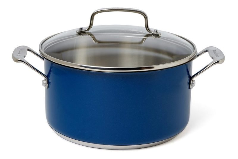 Cuisinart 6QT Stock Pot Gilt