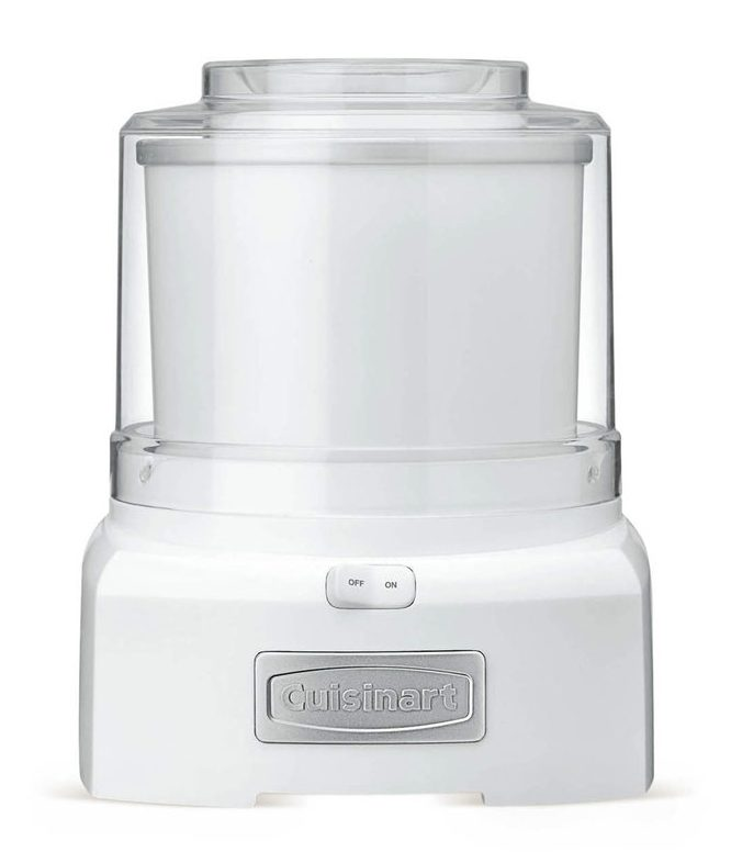 Cuisinart Ice Cream and Sorbet Maker Gilt