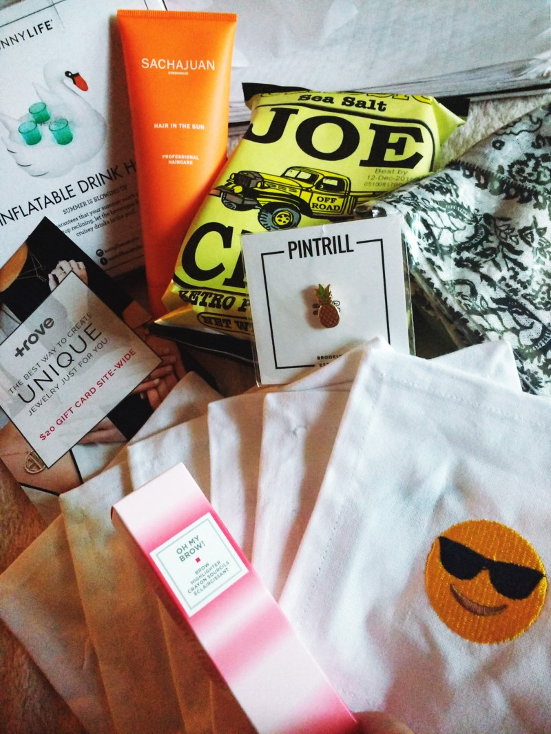 subscription lifestyle box review popsugar