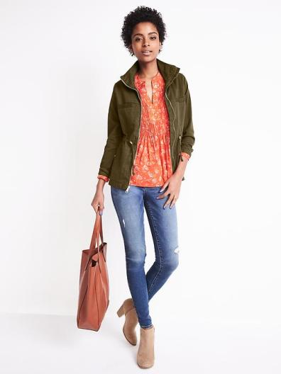 Old Navy Fall Outfit