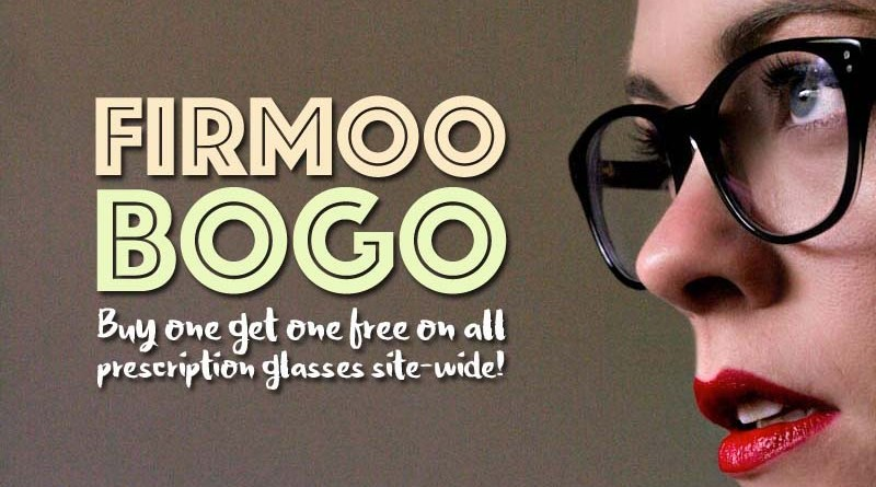 4571fca69aa Buy One Get One FREE  Prescription Glasses from Firmoo! • Broke and ...