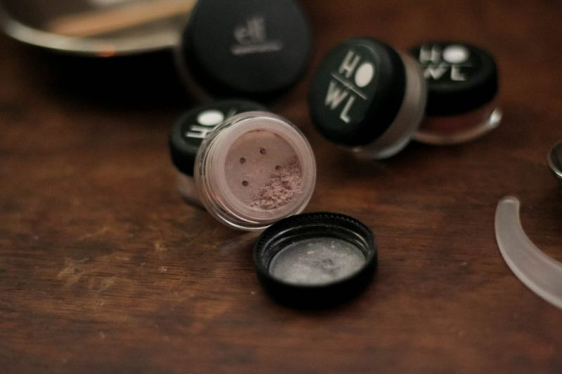 Beauty Tutorial: Pressing Loose Eyeshadow into Pans & Palettes