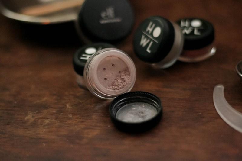 Pressing Loose Eyeshadow into Pans DIY