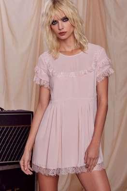 Love, Courtney NastyGal Canyon Club Dress