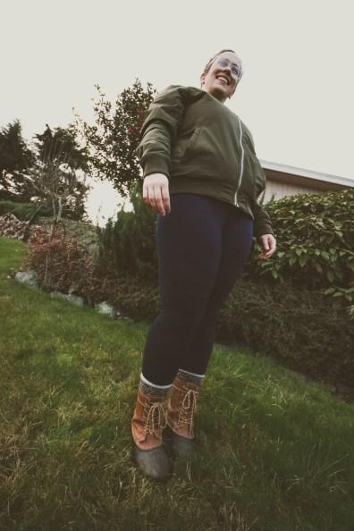 DAWGS Fleece Leggings