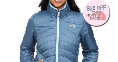 55% Off of North Face Jackets at 6pm
