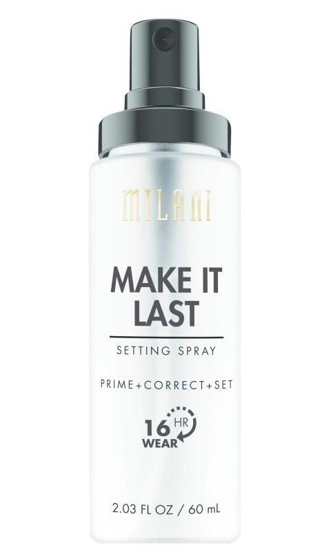 Milani Make It Last Setting Spray, $9.99