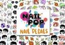 Nail Pop LLC's Self-Lovin', Emo-Feelin', Bong-Rippin' Nail Decals