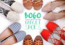 Target Shoes: Buy One, Get One 50% Off