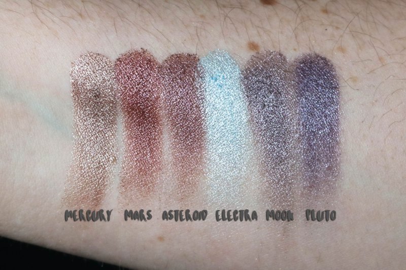 Galaxy Chic Baked Eyeshadow Palette by BH Cosmetics #7