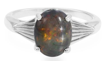 Mezezo Opal Ring, $49