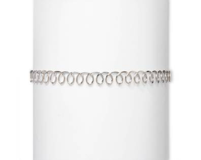 SUGARFIX Spiral Choker Necklace, $14.99