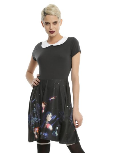 Hot Topic Howls Moving Castle Dress