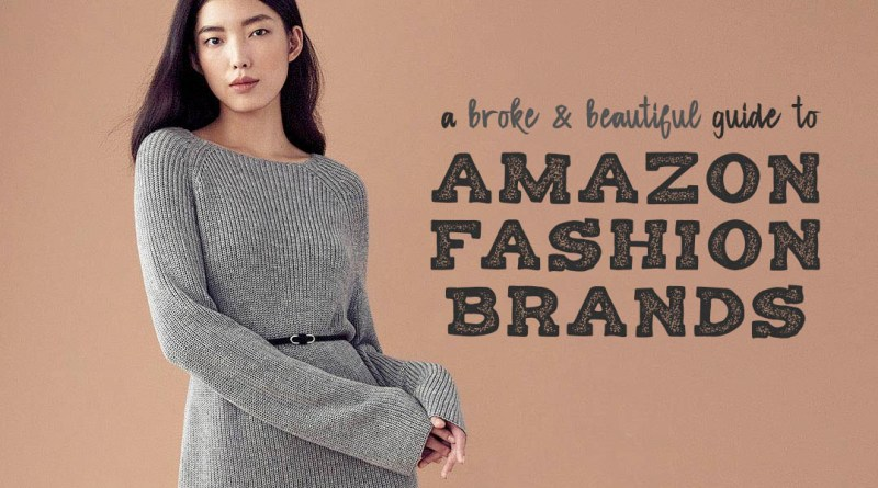 992c816acf A Guide to Amazon s Best Fashion Brands • Broke and Beautiful