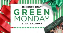 BH Cosmetics Green Monday: Up to 80% Off