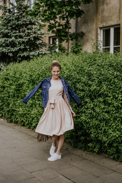 AlmostTwins Levis Denim Jacket Dress