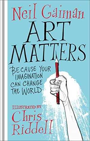Art Matters by Neil Gaiman