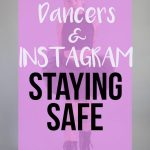 Dancers and Instagram