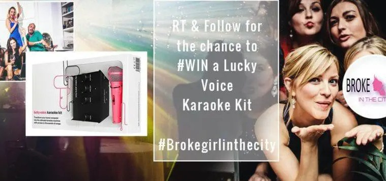 Lucky Voice giveaway