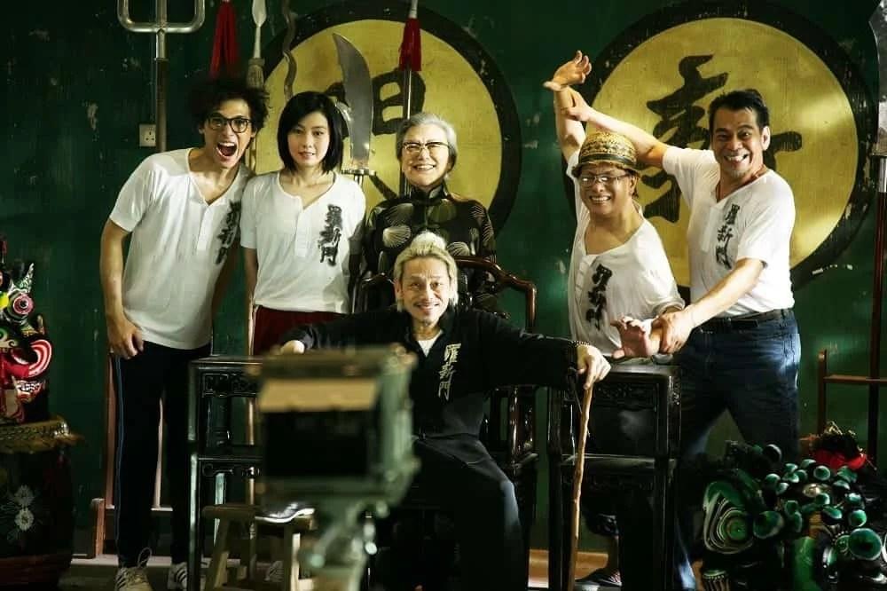 GALLANTS 打擂台 18 Nov 2017 (Sat) 21:00* 2010 | 98' | Cantonese | Directors: Derek KWOK, Clement CHENG The Soho Hotel (screening room 1)