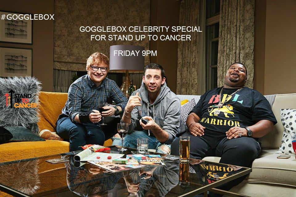 Gogglebox Celebrity Special