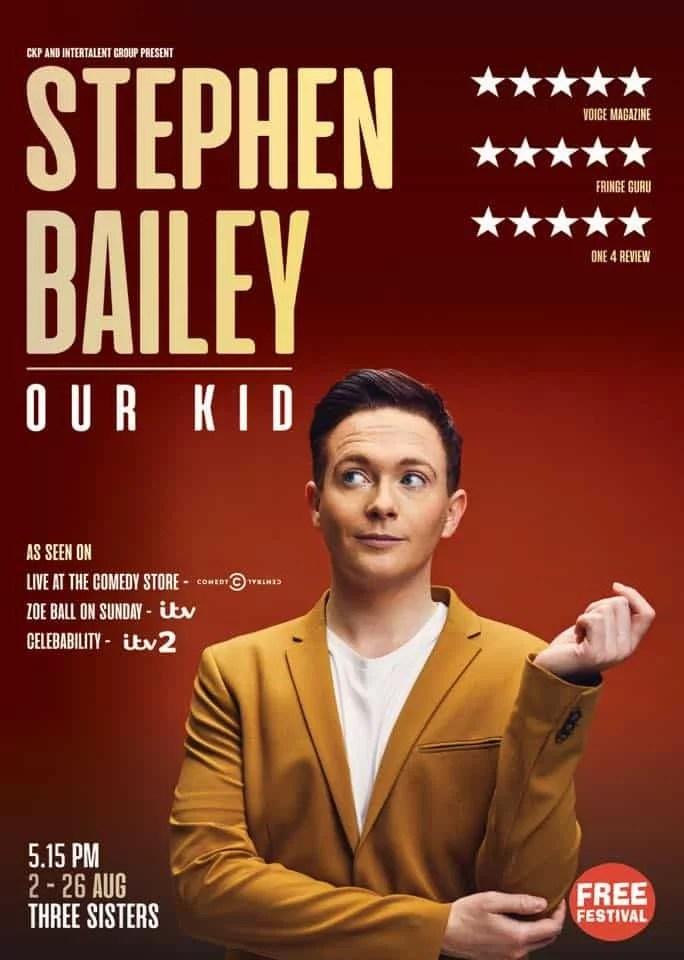 Stephen Bailey Our Kid