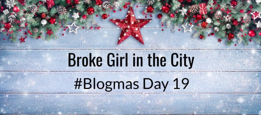 Blogmas Day 19 5 tips on how to avoid Christmas debt