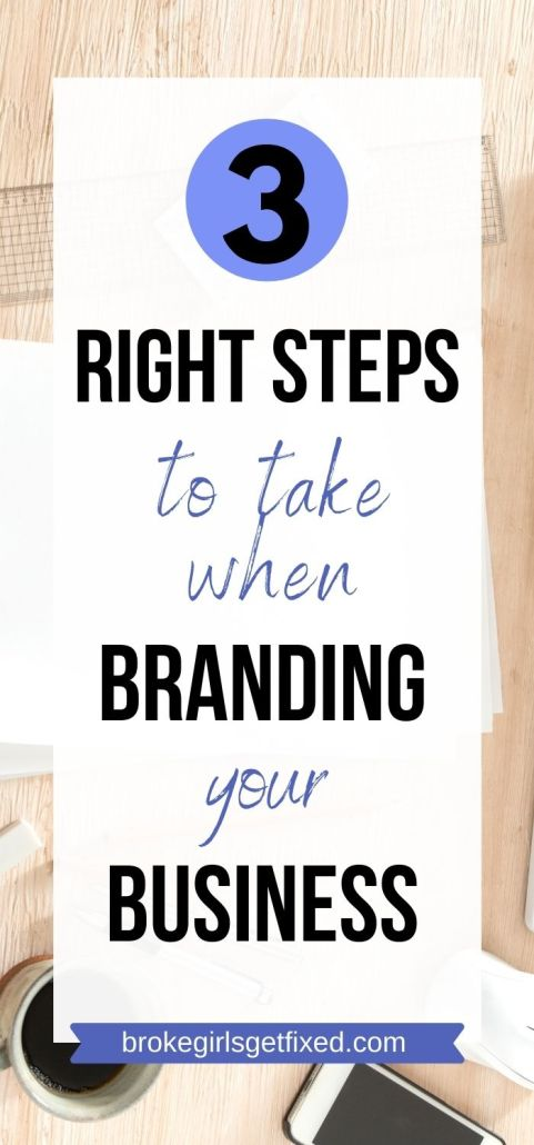 when branding your business big or small there are perfect ways to go about it.