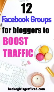 facebook groups for bloggers to boost traffic