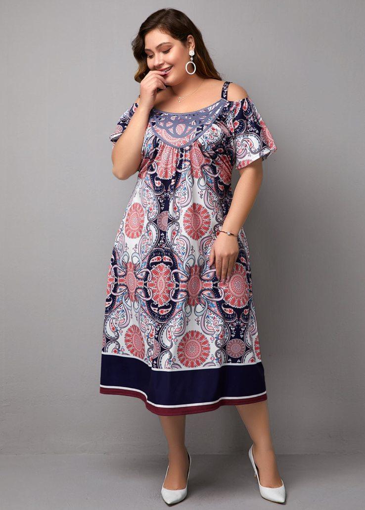 stunning three quarter gown