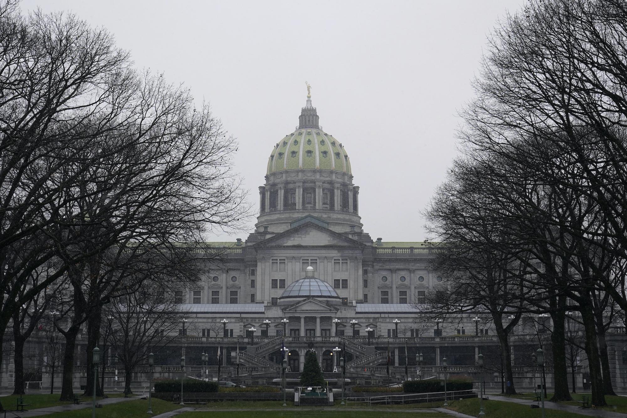 Electoral College Pennsylvania