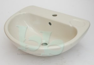 Studio basin 56cm 1TH 34 Indian Ivory BB