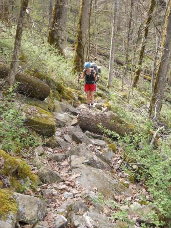 Appalachian Trail 136