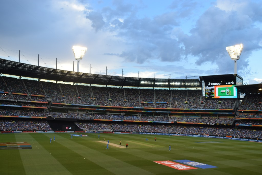 Photo of the Melbourne Cricket Ground
