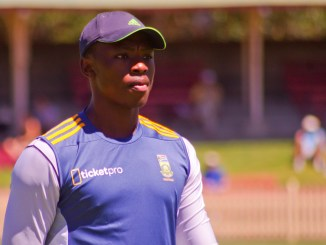 Photo of Kagiso Rabada