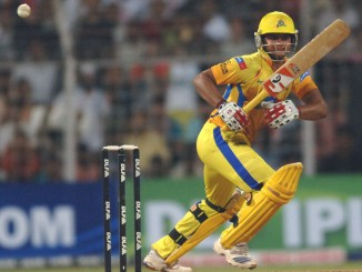 Photo of Suresh Raina Batting